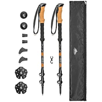 4 x Trekking pole basket for walking trekking ski poles sticks outdoor goods XU