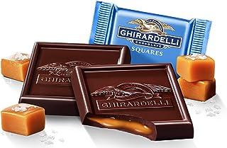 Ghirardelli Bulk Dark Chocolate Sea Salt Caramel (5 pound)