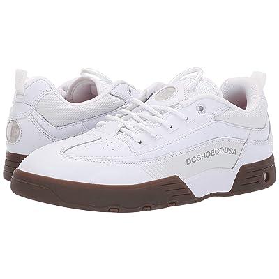 DC Legacy 98 Slim (White/Gum) Men