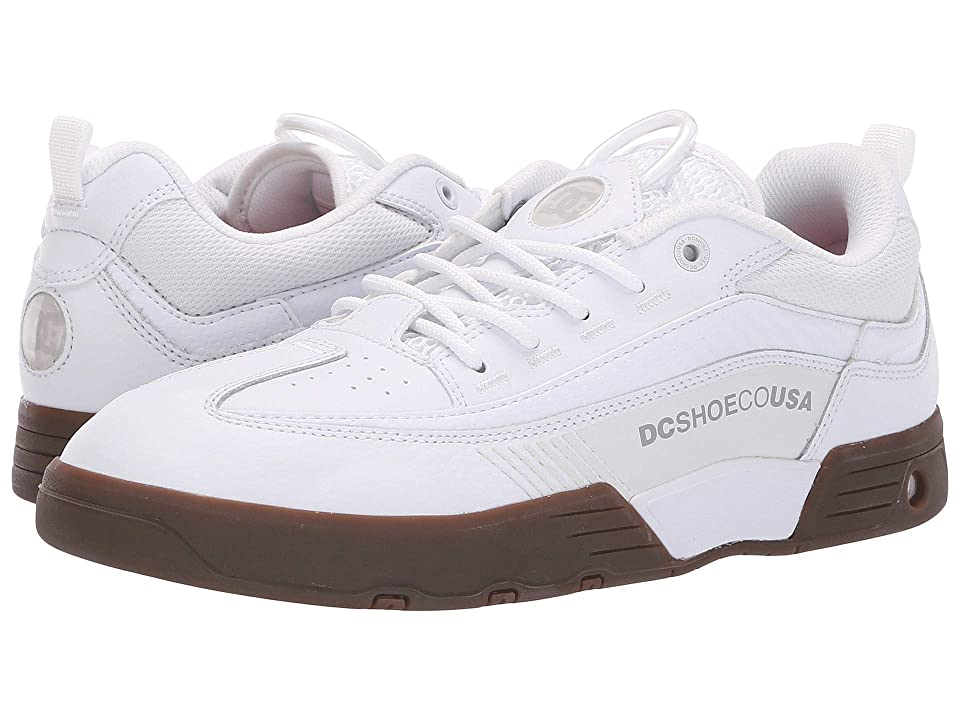 DC Legacy 98 Slim (White/Gum) Men