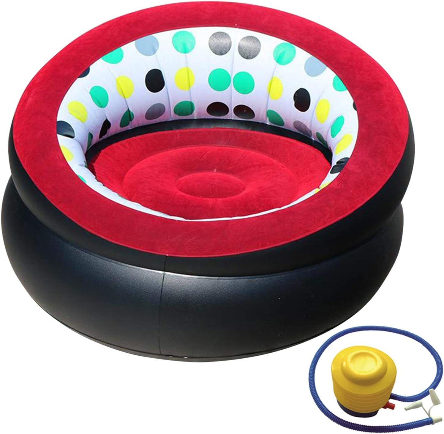 beiyoule Bean Bag unisex Chair Inflatable Inflation Ult Max 65% OFF Sofa Air