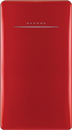 Daewoo FR-044RCNR Retro Compact Refrigerator 4.4 Cu. Ft.