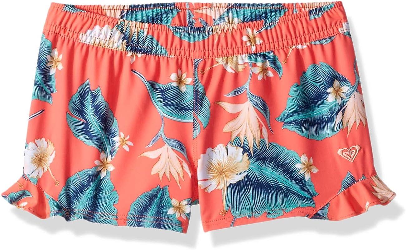 Roxy Girls' Big Seaside Lover Boardshort