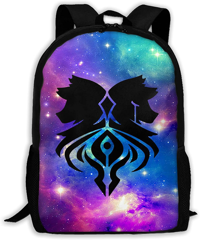 Japan's Ranking TOP10 largest assortment Aphmau Backpack Travel Bags Bookbag Lightweight Laptop Multi-Fun