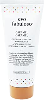 Evo Fabuloso Caramel Colour Intensifying Conditioner 7.5