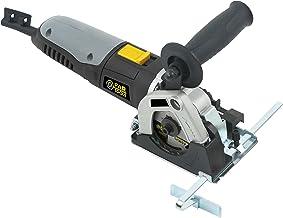 CS 85R Mini sierra circular sobre guía 700mm Potencia 500W, Diámetro 85 MM, Calibrado 15 MM, capacidad de corte maxi 22MM