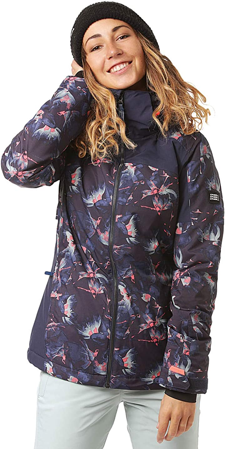 O'NEILL Limited time trial price Wavelite Womens Snow Jacket Nippon regular agency Scale Large