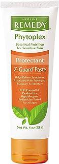 Medline Remedy Phytoplex Z-Guard Skin Protectant Paste, 4 Oz, 12 Count