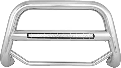 4X4 Hunter Premium Truck Accessories Stainless Steel Grille Guard Fits 2001-2007 Ford Escape 2X4