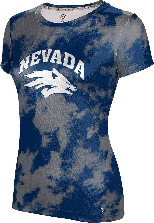 ProSphere University of Nevada Girls' Performance T-Shirt (Grunge)