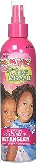 African Pride Dream Kids Olive Miracle Instant Moisturizing Detangler 236 ml