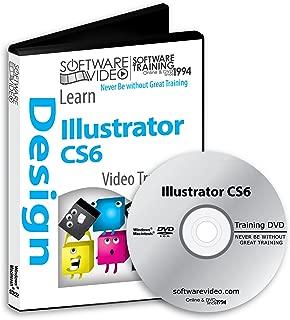 Software Video Learn Adobe Suite Illustrator CS6 Training DVD Sale 60% Off training video tutorials DVD Over 8 Hours of Video Tutorials Training