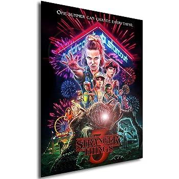Poster Stranger Things (E) - A3 (42x30 cm): Amazon.es: Juguetes y juegos
