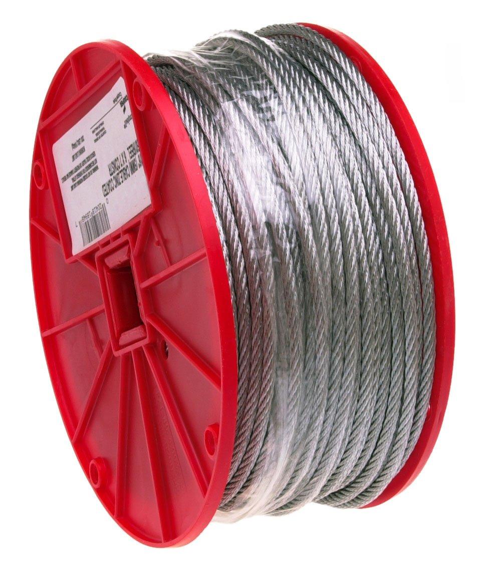 Galvanized Steel Wire Rope on Reel 7x7 Bare Core Max 52% OFF 1 O Genuine Strand 8
