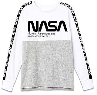 Nasa Completo Bambino T-Shirt Manica Corta e Pantaloncini