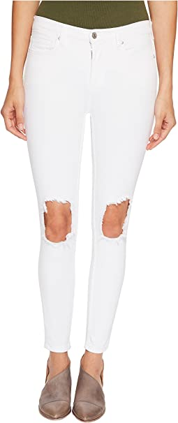 Free People - Jeans Busted Skinny in White