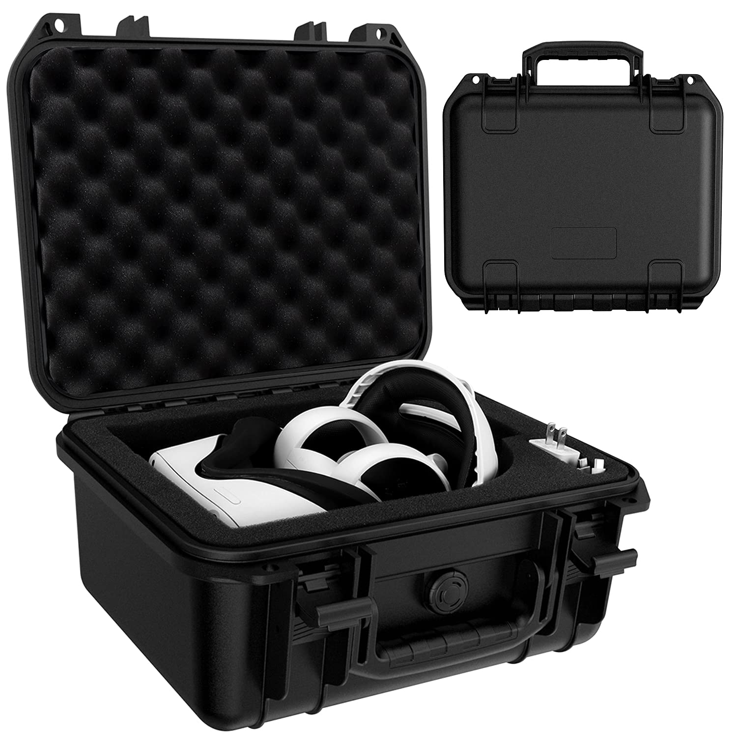 VR Headset Carrying Case for Weekly update Oculus Elite Fits Credence Quest Strap 2 All
