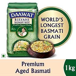 Daawat Biryani Basmati Rice, 1kg