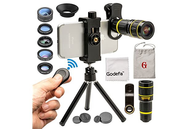 wholesale dealer 36f2c 329f0 Best cell phone zoom lens for iphone   Amazon.com