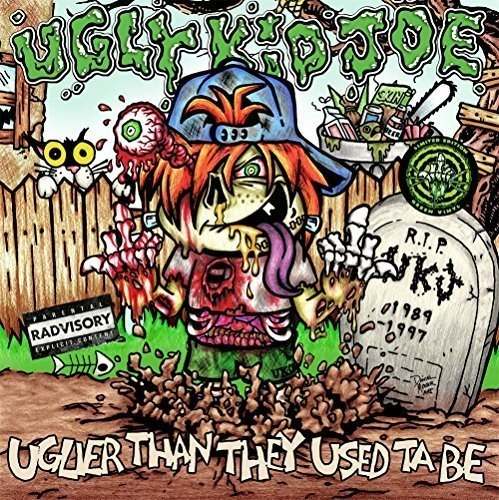 Uglier Than They Used To Be [VINYL] [Vinilo]