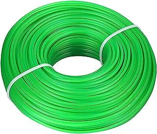 "FEPITO Weed Wacker Eater String .080"" Trimmer Line Round Nylon String .080"" X 328ft - Round String"