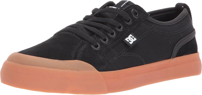 DC Unisex-Child Evan Skate Shoe