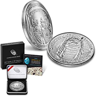 apollo 11 coin design