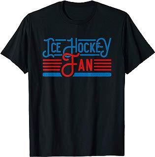 Ice Hockey Fan T Shirt Ice Sports Ice Hockey Lover