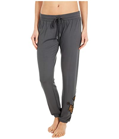 P.J. Salvage Wild One Joggers (Charcoal) Women