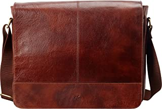 Mancini Arizona Messenger Bag For Laptop/Tablet