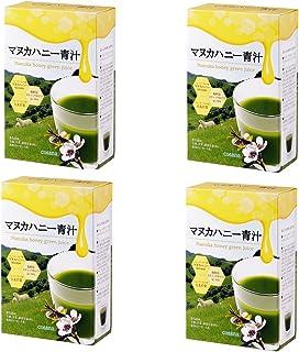 コサナ ニュージーランド産マヌカハニーMGO400+・大麦若葉配合 マヌカハニー青汁 3g 30包 4個セット