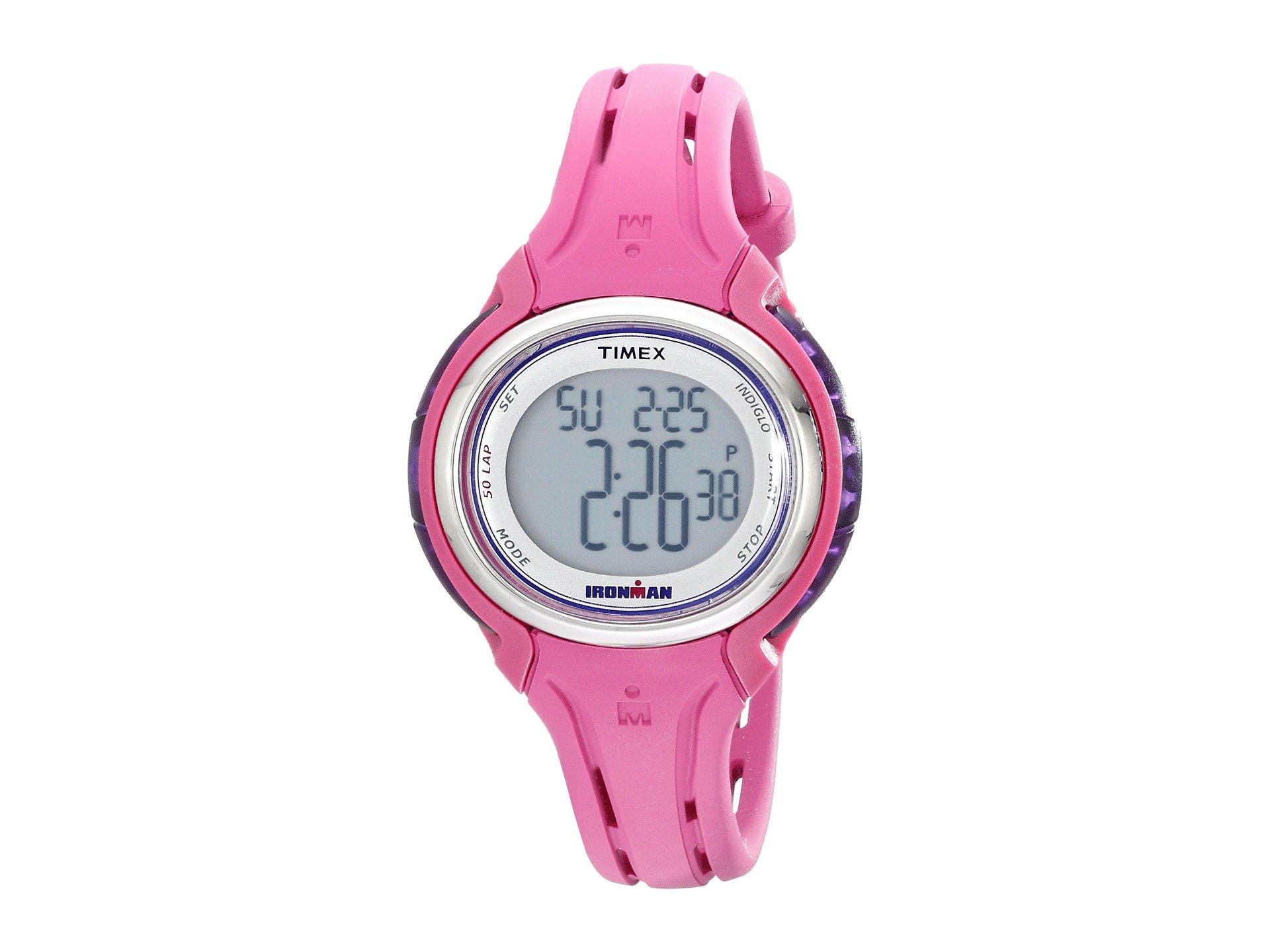 Reloj para Mujer Timex Ironman® Sleek 50 Mid-Size  + Timex en VeoyCompro.net
