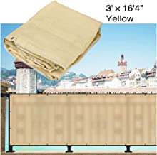Skelang Balcony Privacy Screen 3'×16'4