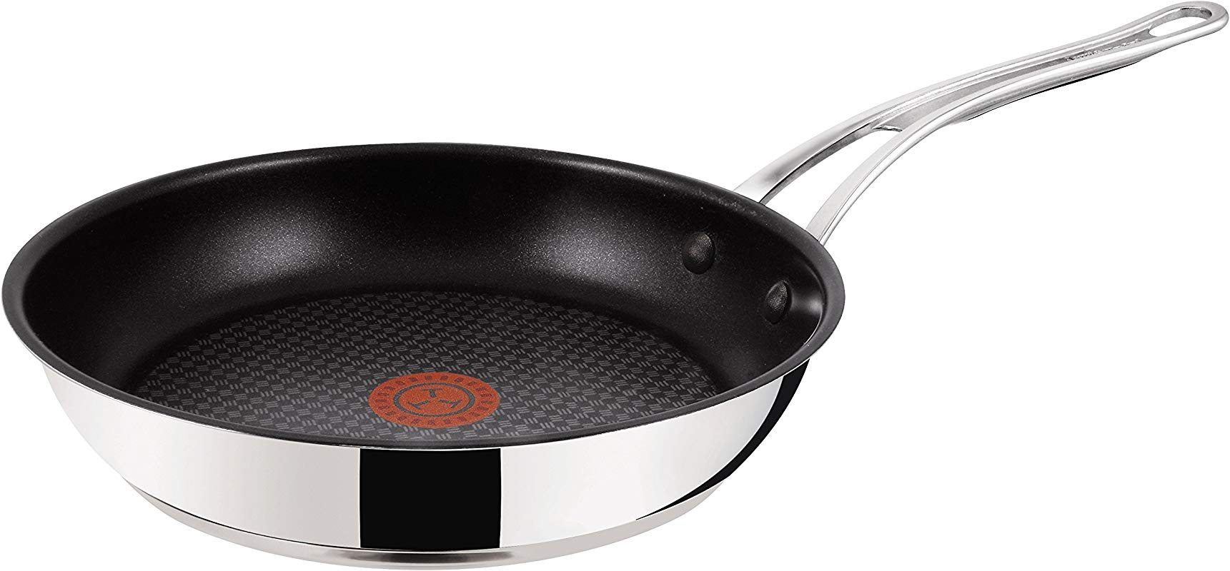 Tefal Jamie Oliver Premium Series Non Stick Frypan 24cm Stainless Steel