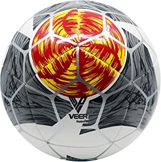 Nabula - Entry Level Football Ball Size 5 | Machine Stitched Soccer ball | Best ball for Soccer Training | Veer