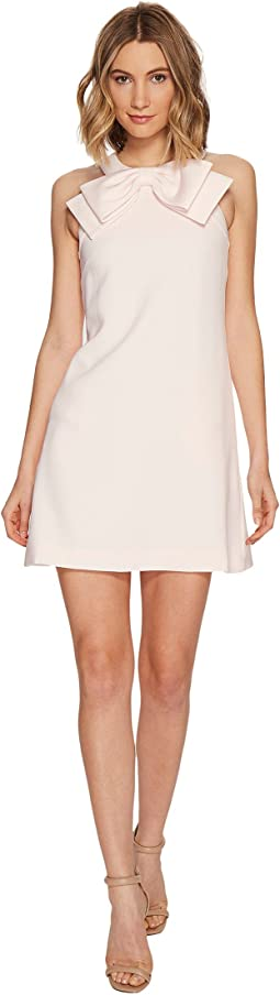 Ted Baker - Trixia Halter Neck A-Line Bow Dress