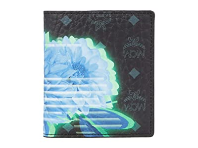 MCM Tech Flower Card Case Mini