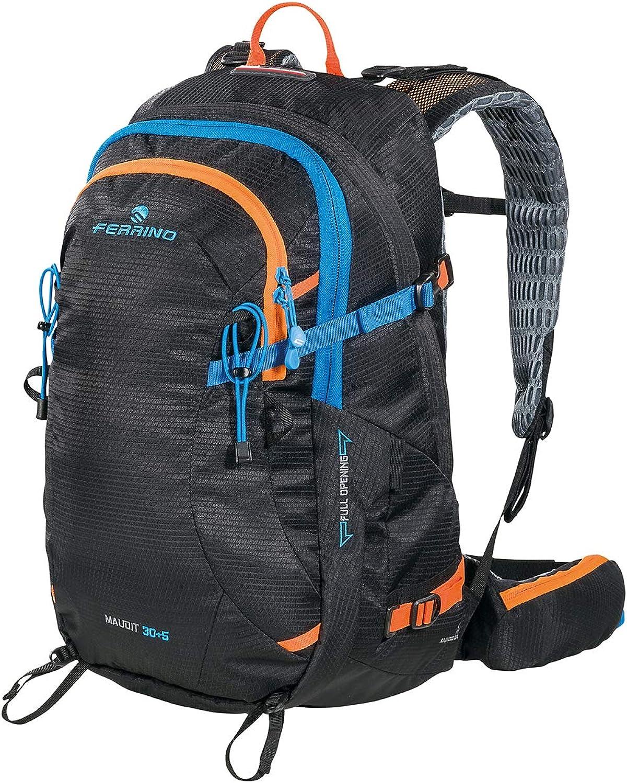 Sales Ferrino Backpack Maudit safety 30+5 Nero L Mod. 75294