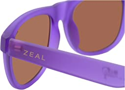 Deep Purple w / Copper Polarized Lens
