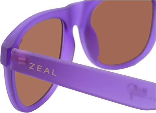 Deep Purple w / Copper Polarized Lens