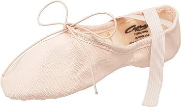 Capezio Toddler/Little Kid Canvas Juliet 2028C II Ballet Shoe