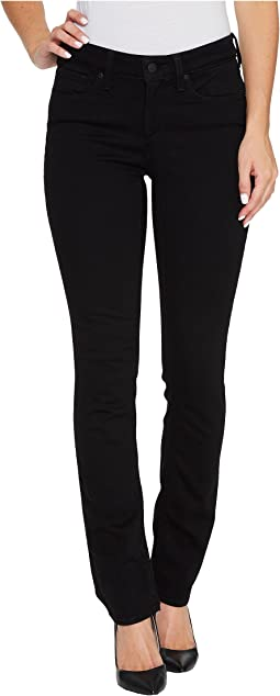 NYDJ - Parker Slim Jeans in Luxury Touch Denim in Black