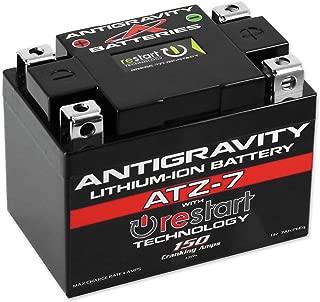 Antigravity ATZ-7-RS Lithium RE-START Battery, Replace YTZ5S, YTZ7S, others