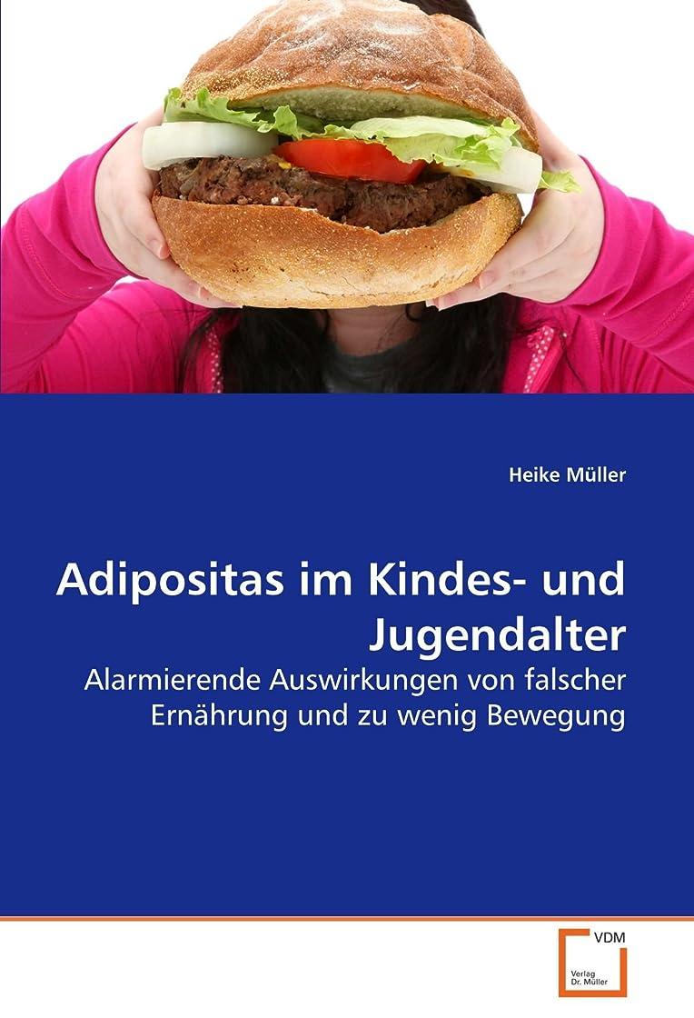 死にかけている生む熟読するAdipositas Im Kindes- Und Jugendalter