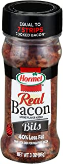 HORMEL Real Bacon Bits, 3 Ounce (Pack of 12)