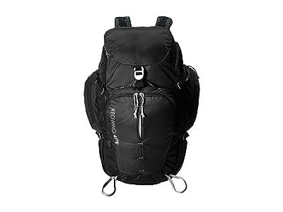 Kelty Redwing 40 (Black) Backpack Bags