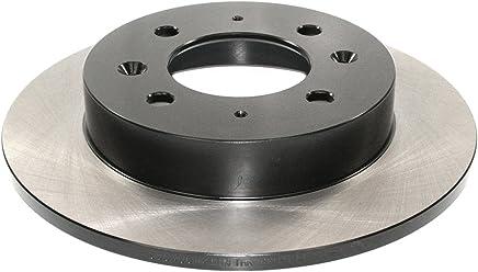 DuraGo BR900406-02 Rear Solid Disc Brake Rotor