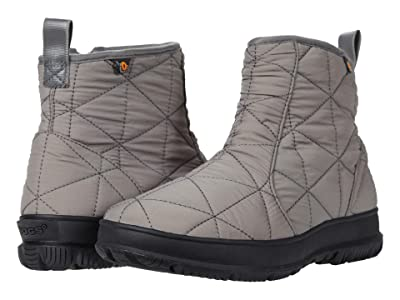 Bogs Snowday Low (Gray) Women