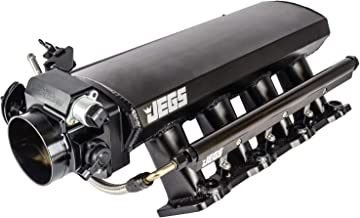 JEGS 513050K Fabricated Intake Manifold Kit GM LS1/LS2/LS6 Includes: Fabricated