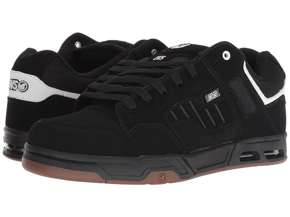 a6fb706827 DVS Shoe Company Enduro Heir (Black White 3) Men s Skate Shoes
